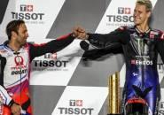 Fabio Quartararo dan Johann Zarco Persembahkan Podium Ganda Bagi Prancis