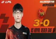 FunPlus Phoenix Lempar RNG ke Lower Bracket Playoff LPL 2021