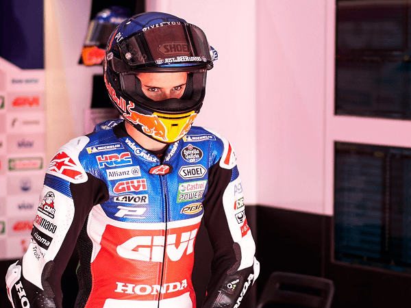 Alex Marquez akui lakukan kesalahan di GP Qatar dan Doha.