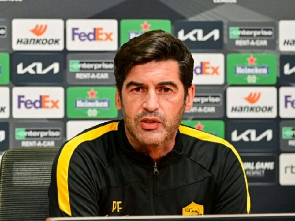 Paulo Fonseca ingin AS Roma tampil sempurna kontra Ajax