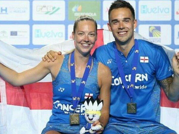 Juara Bertahan Chris Adcock dan Gabby Adcock Absen di Kejuaraan Eropa 2021