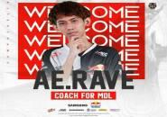 Juara MPL ID Season 1 Rave Jadi Pelatih Baru untuk Alter Ego X