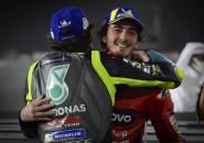 Mulai Kompetitif di MotoGP 2021, Francesco Bagnaia Ingat Jasa Rossi