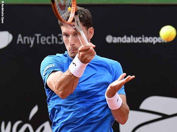 Pablo Carreno Busta melaju ke perempatfinal Andalucia Open 2021