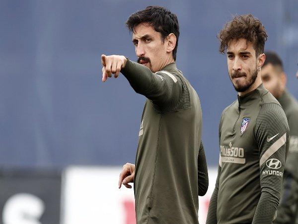 Atletico Madrid sambut tiga pemain penting jelang vs Betis