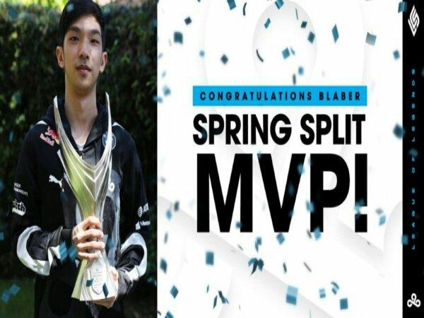 Blaber Sabet Gelar MVP LCS Spring Split Kedua Sepanjang Kariernya