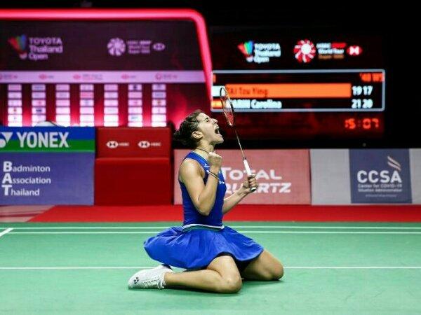 BWF Tunjuk Carolina Marin Jadi Duta Kampanye Integritas I am Badminton