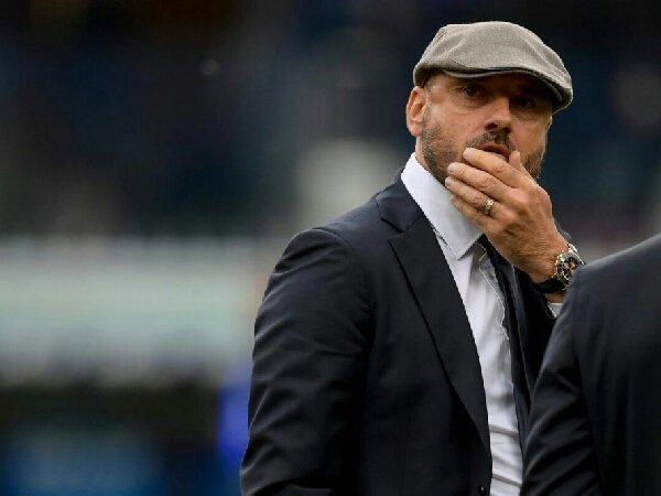 Gianluca Petrachi mengaku kecewa setelah dipecat oleh AS Roma