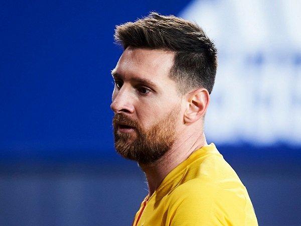 Zinedine Zidane tak berharap Lionel Messi hengkang.