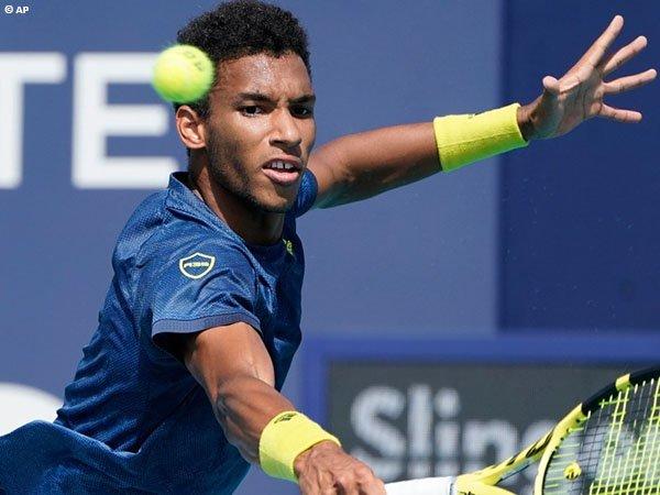 Felix Auger Aliassime bekerja sama dengan paman Rafael Nadal, Toni Nadal