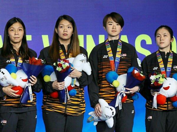 Keluar Dari Timnas, Vivian Hoo Punya Pasangan Baru di Malaysia Open
