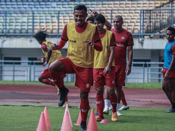 Skuat Madura United diliburkan usai tersingkir dari Piala Menpora 2021