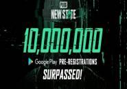PUBG: New State Telah Capai 10 Juta Pra-Registrasi di Google Play Store