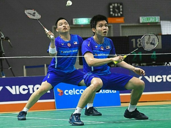 Wong Choong Hann Desak Aaron/Wooi Yik Lebih Kuat dan Konsisten