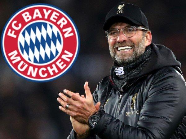 Jurgen Klopp Kembali Digoda Bayern Munich