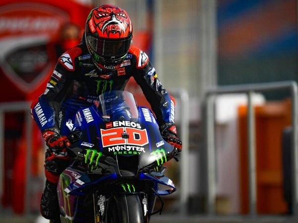 Fabio Quartararo pesimistis Yamaha bisa berjaya di Portimao.
