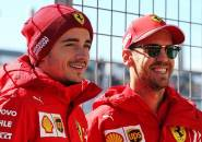 Charles Leclerc Belajar Banyak dari Sebastian Vettel