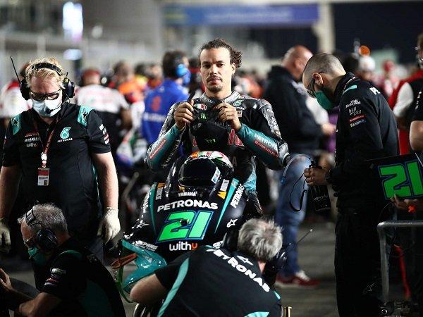 Franco Morbidelli berharap Yamaha bisa benahi kelemahannya sebelum GP Portugal.