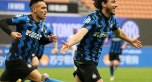 Gol Tunggal Matteo Darmian Bawa Inter Milan Makin Dekat dengan Scudetto