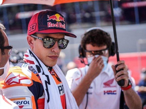 Repsol Honda akan biarkan Marc Marquez tampil lepas di GP Portugal.