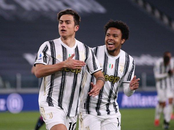 Juventus tampil dengan hampir kekuatan penuh kontra Genoa.