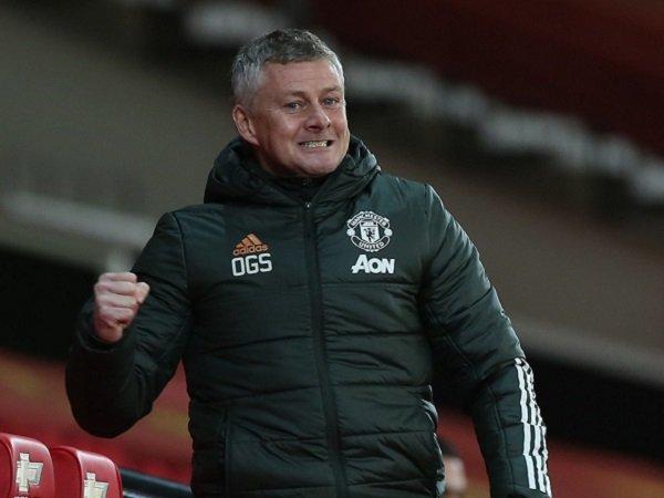 Solskjaer mengaku tak puas jika Manchester United hanya fibish kedua di Liga Premier
