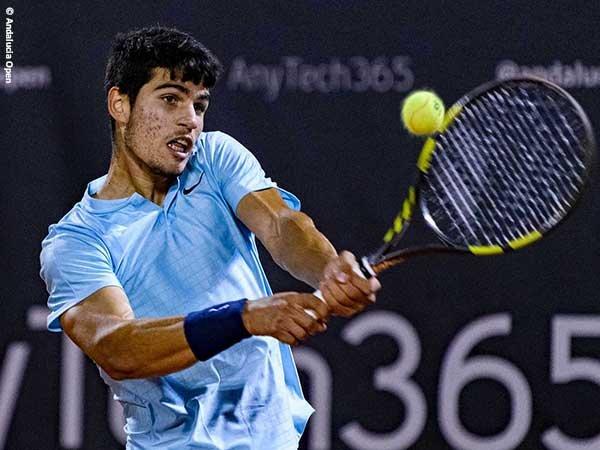 Carlos Alcaraz tetap optimis usai kalah di semifinal Andalucia Open 2021