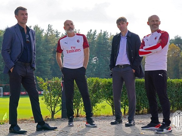 Petinggi AC Milan