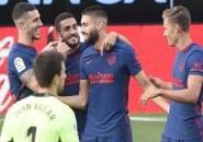 Atletico Madrid Kembali Kuasai Puncak Klasemen Pasca Imbang vs Betis