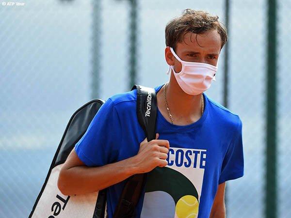 Meski tak sukai clay-court, Daniil Medvedev siap hadapi tantangan di Monte Carlo Open 2021