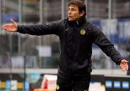 Bahagianya Antonio Conte Usai Inter Meraih Kemenangan Tipis Atas Cagliari