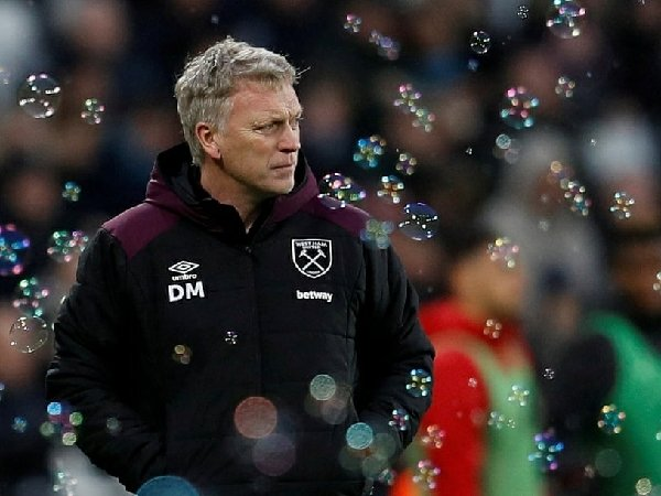 David Moyes mulai bermimpi bawa West Ham ke Liga Champions.