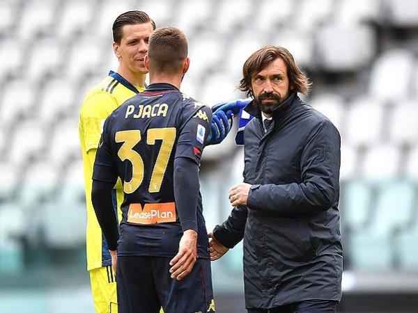 Andrea Pirlo keluhkan ketidakmampuan Juventus jaga konsentrasi sepanjang laga.