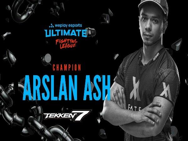 Kalahkan Rekan Senegara, Arslan Ash Juara Turnamen Internasional Tekken 7