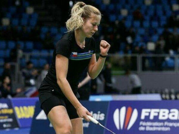 Katerina Tomalova Tak Sabar Hadapi Tantangan di Kejuaraan Eropa 2021