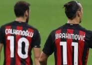 Kontrak Ibrahimovic Bakal Bantu AC Milan Yakinkan Calhanoglu dan Donnarumma