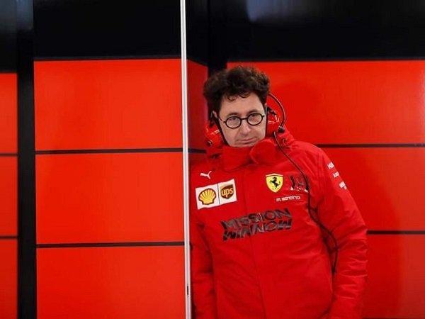 Mattia Binotto pesimis bisa lihat pebalapnya tembus podium di GP Emilia Romagna.