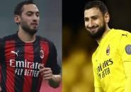 Mengapa Milan Tetap Pede Perpanjang Kontrak Donnarumma dan Calhanoglu?