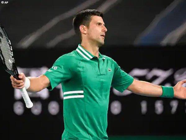 Novak Djokovic siap menerima keputusan pihak French Open 2021, meskipun hal tersebut mengganggu kalender turnamen