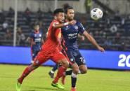 Saddil Cetak Gol Indah ke Gawang Tim Malaysia yang Diperkuat Ryuji Utomo