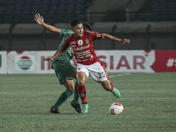 Pemain Bali United, Haudi Abdillah