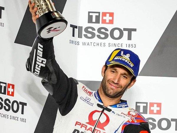 Ducati senang lihat Johann Zarco yang berjaya di awal musim.