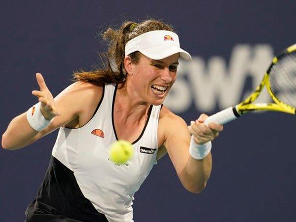Johanna Konta siap beraksi di Stuttgart Open 2021