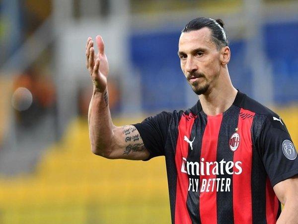 Zlatan Ibrahimovic / via Getty Images