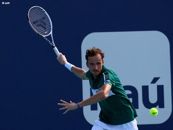 Daniil Medvedev batal tampil di Monte Carlo Open 2021