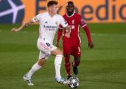 Liga Champions 2020/2021: Prediksi Line-up Liverpool vs Real Madrid