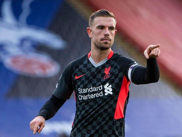 Liverpool Berharap Henderson Bisa Fit Sebelum Musim Berakhir
