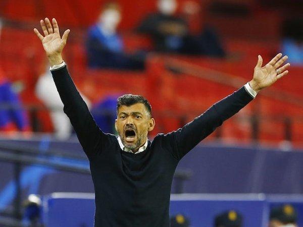 Pelatih Porto, Sergio Conceicao
