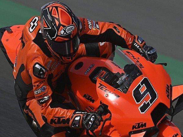 Pebalap KTM Tech 3, Danilo Petrucci. (Images: Motorsport)