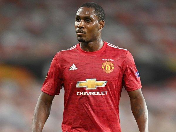 Mantan striker Manchester United, Odion Ighalo.